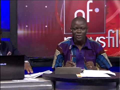 Is Ghana's Inability To Pass Oil Exploration - Newsfile (2-5-15)