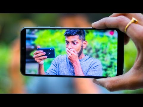 Can A 15,000 Rs Phone Shoot DSLR Like Youtube Video ? Ft. Zenfone Max Pro M2