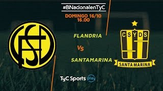 Flandria vs Deportivo Santama. full match