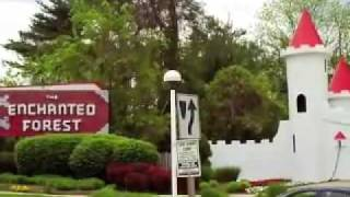 The Enchanted Forest Shopping Center in Ellicott City, Maryland