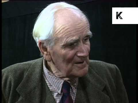 1990s  with Desmond Llewelyn, Q in Goldeneye