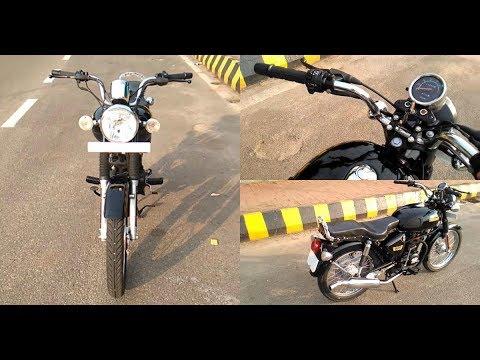 200cc Royal Enfield Bullet King Indian Youtube