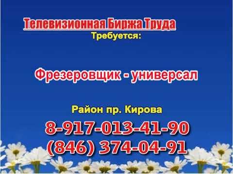Телевизионная биржа труда. Эфир передачи от 05.06.2019
