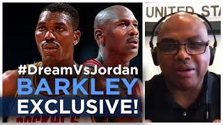 Exclusive: Charles Barkley finally sounds off on Olajuwon vs. Jordan