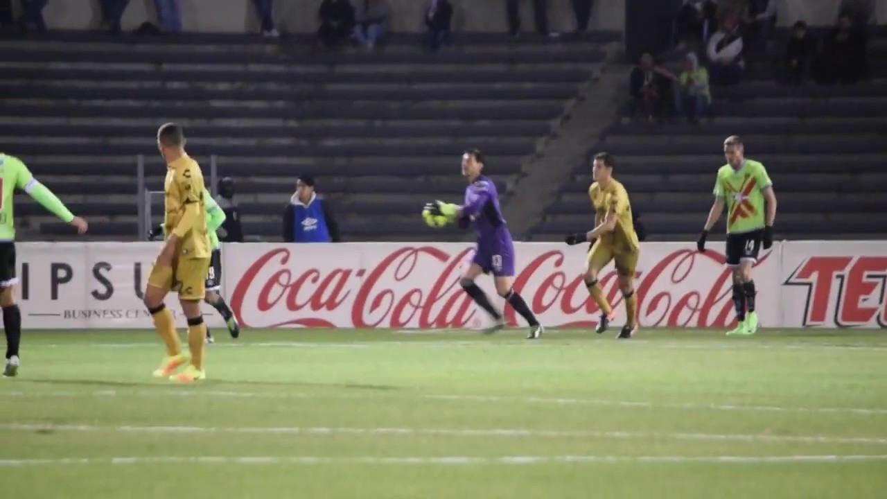 Copa Mx 2017 Fc Juárez Vs Dorados Resumen Youtube