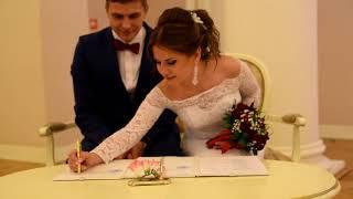 Трогательный свадебный клип ❤️