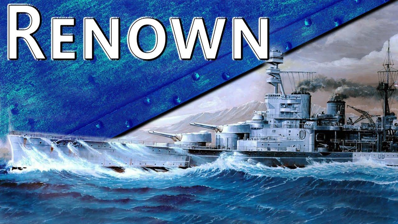 Только История: создание линейных крейсеров типа Renown