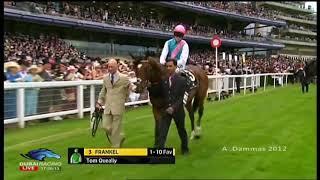Франкель! Самая дорогая и быстрая лошадь 21 века!!