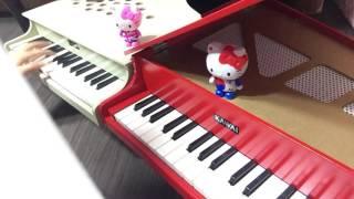 썸머 (summer 히사이시조 ) - 미니피아노 연주