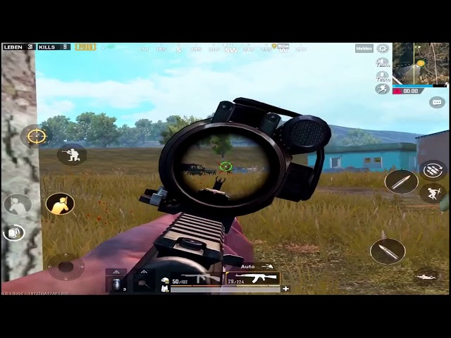 PUBGM: Solo Gameplay