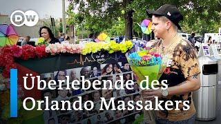 Orlando fünf Jahre nach dem Massaker   DW Reporter