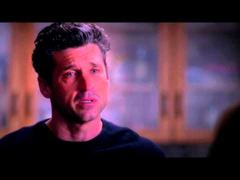 Derek Tells Meredith He Can't Live Without Her - Grey's Anatomy