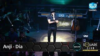 Anji - Dia (Live) at Square Club Batam