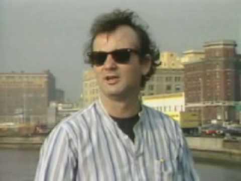 Bill Murray Rant 1982