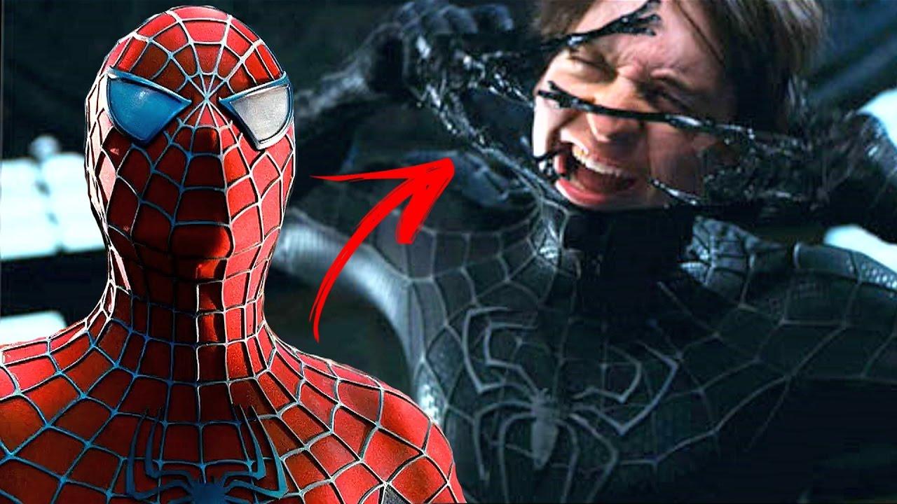 8 Erros Em Homem Aranha 3 Que Voce Nao Percebeu Youtube