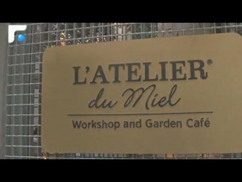 L'Atelier du Miel Workshop & Garden Cafe