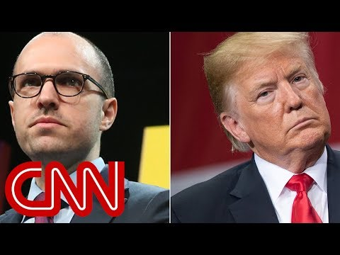 NYT publisher warned Trump about labeling journalists enemies