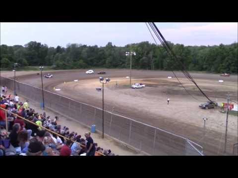 Butler Motor Speedway FWD Heat #2 6/17/17