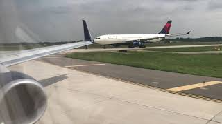 Delta 737-900ER - Detroit to Seattle (Flight 2 of 2)