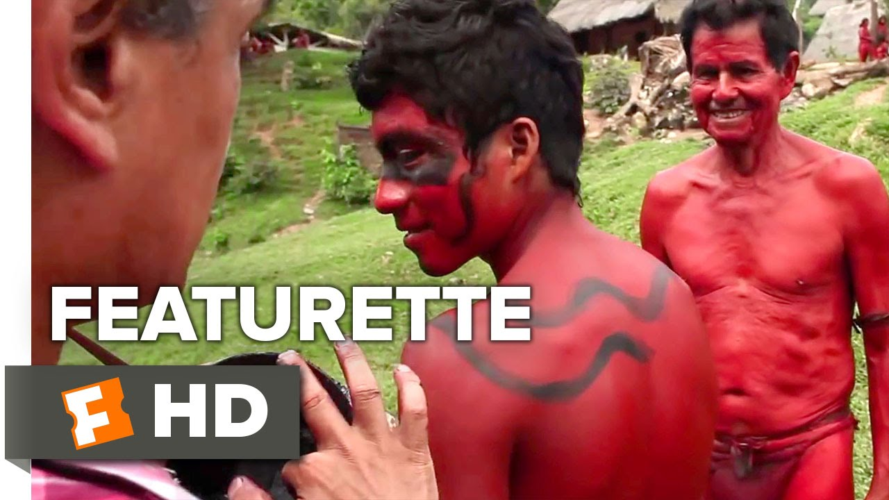 The Green Inferno Featurette Meet The Villagers 2015 Eli Roth Jungle Horror Movie Hd
