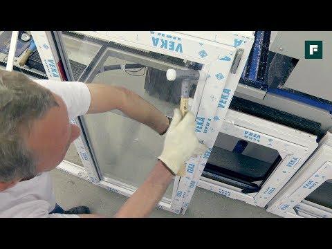 Что такое пластиковые окна? Этапы производства оконной конструкции // FORUMHOUSE