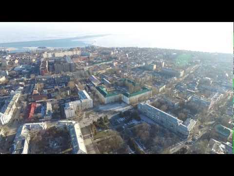 Аэросъемка Таганрог