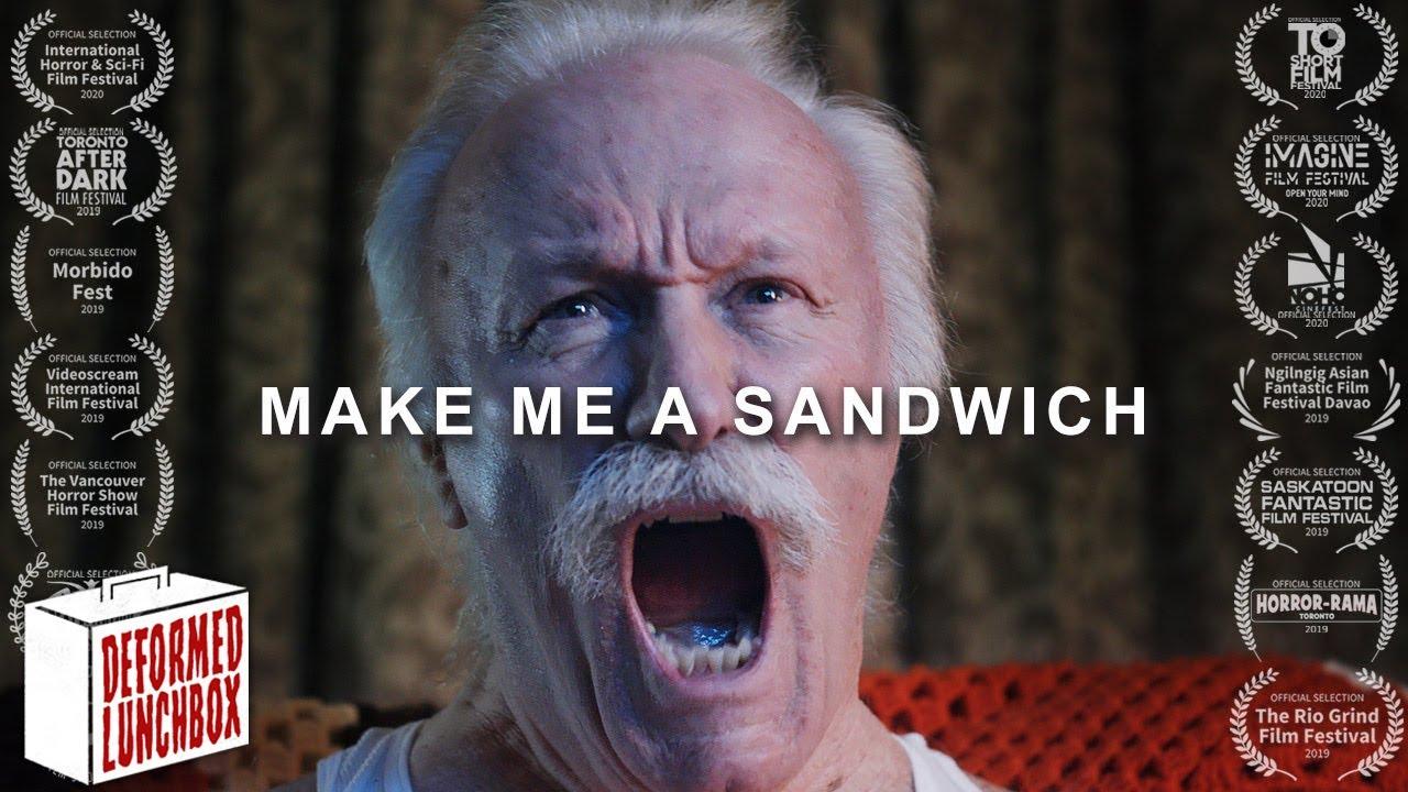 Download Make Me a Sandwich - [Short Horror Film]