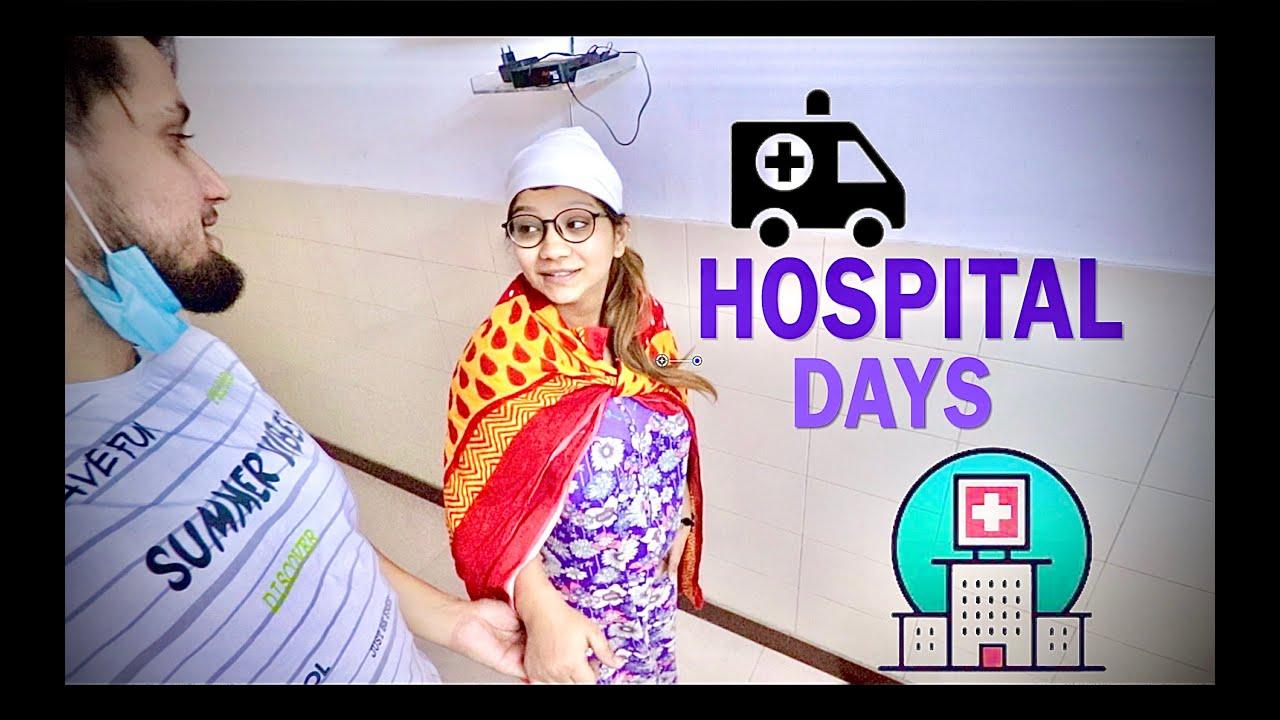 HOSPITAL DAYS | Raja Choudhary | Choudhary family | Khushi Punjaban | Vivek Choudhary