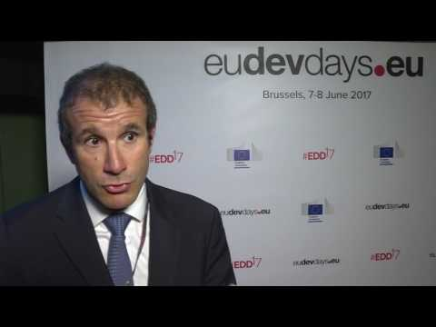 EDD17 - Buzz - Bruno Bensasson  - Africa Renewable Energy Initiative