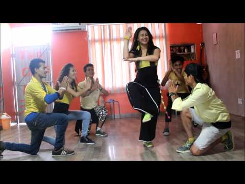 'Selfie Le Le Re' Bajrangi Bhaijaan   Salman Khan  THE DANCE MAFIA ,RIPANPREET SIDHU,MOHALI