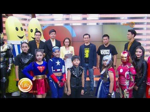 TNN LIFE NEWS : BANGKOK COMIC CON 2016