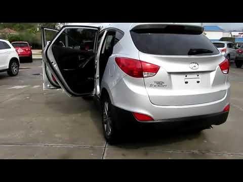 2014 Hyundai Tucson Live  Melbourne FL H46882A