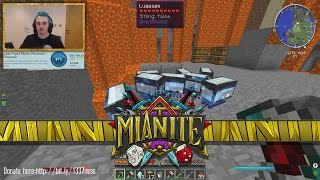 Minecraft: Mianite: THE ANTI-TAINT TERRANCE ARMY! [S2:E9]
