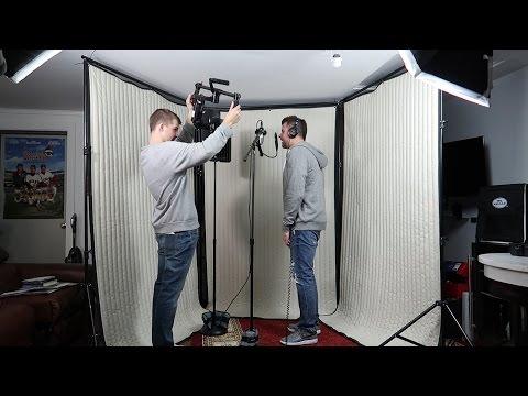 Music Video Shoot Day 1 (VLOG)