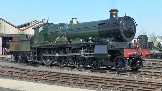 Lady of Legend - Didcot Railway Centre - 19/04/19