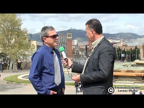 Emisioni Gjurmet Udhetimi ne Barcelone me Matias Travel