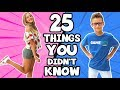 25 Things You Didn't Know About SIS vs BRO!!!