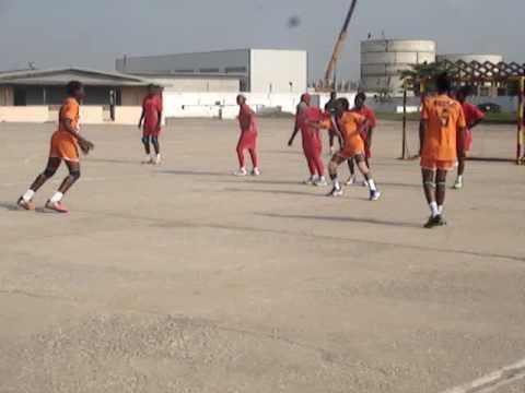 GHANA FIRE SERVICE VRS HOSTAC HANDBALL CLUB(LADIES)