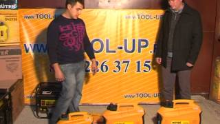 видео Бензогенератор инверторный Huter DN2100