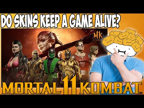 Do Skins/Skin Packs Keep A Game Alive? Will They Keep MK11 Alive? - Mortal Kombat 11 |