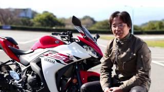 「Under400」谷田貝 洋暁さんのYZF-R25インプレッションです。 ヤマハ発...