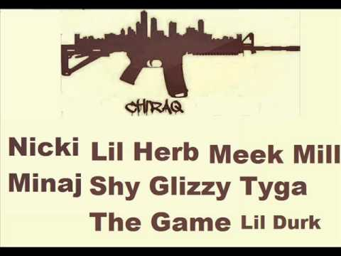 Nicki Minaj - Chiraq (ft. Lil Herb, Meek Mill, Lil Durk, Shy Glizzy, Tyga, The Game)