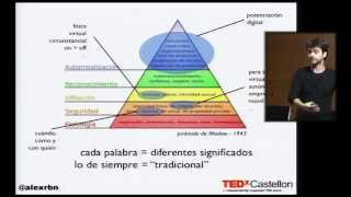 El cambio ocurre hoy: Álex Rubio at TEDxCastellon