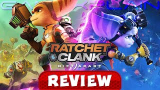 Ratchet & Clank: Rift Apart - REVIEW (PS5) (Video Game Video Review)