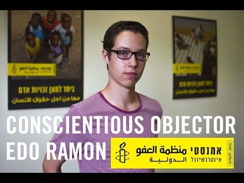 Conscientious Objector | Edo Ramon