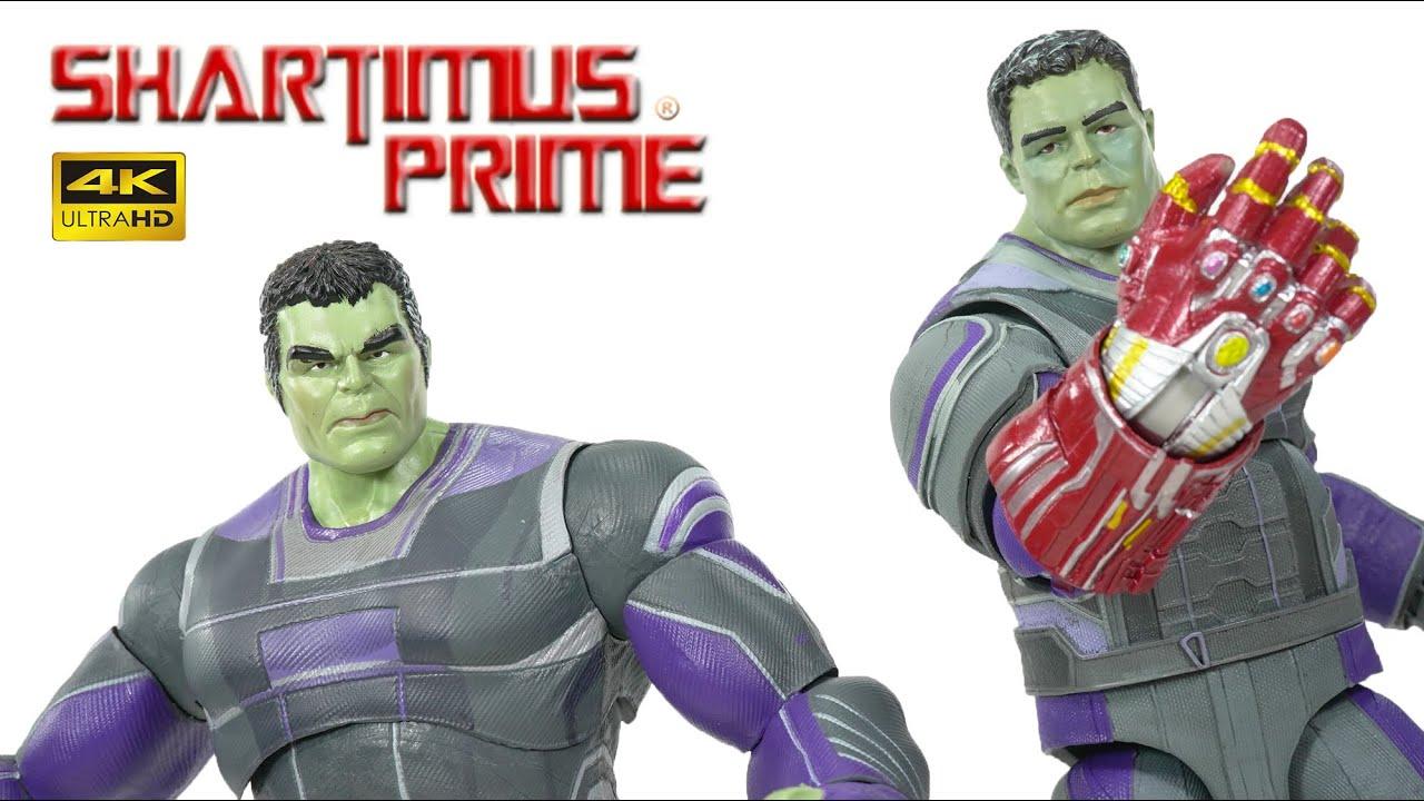 Marvel Select Avengers Issue professeur Hulk avec Gauntlet Figure