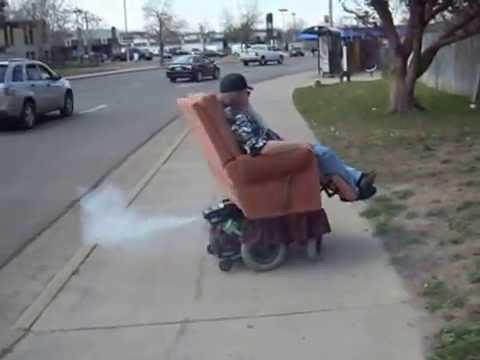 lazy boy wheelchairmotorized wheelchair test drive. : motorized lazy boy recliner - islam-shia.org