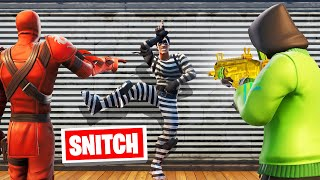 Download SNITCH The HIDER To SURVIVE! (Fortnite Hide And Seek) Mp3 and Videos