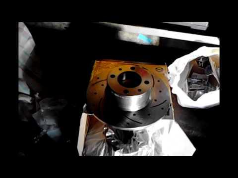 Тормозные диски АТС на ВАЗ 2107
