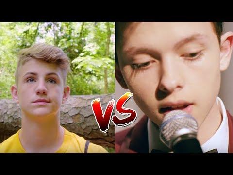 MattyBRaps - Shoulda Coulda Woulda VS Jacob Sartorius - Up With It